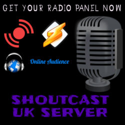 Shoutcast Stream UK